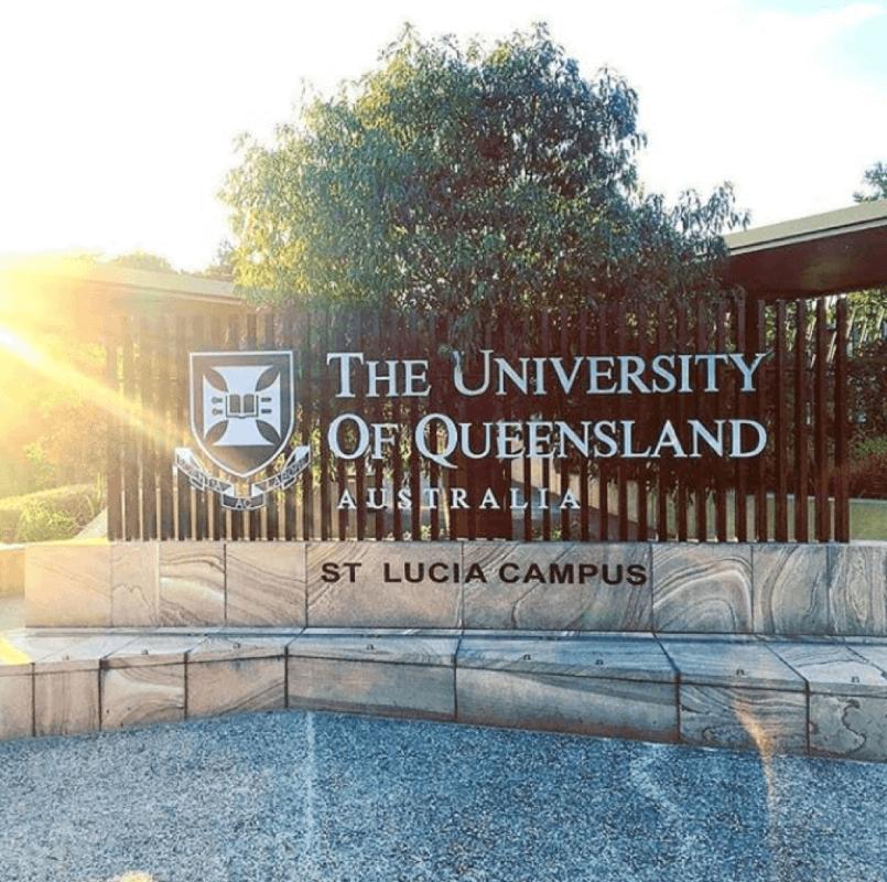澳洲大學-昆士蘭大學