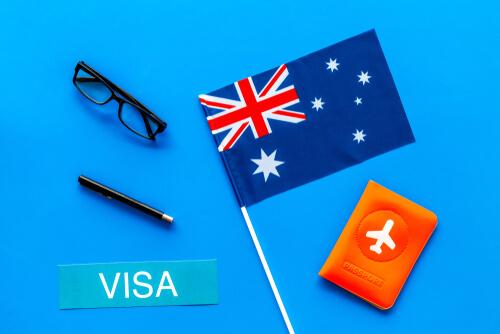 澳洲移民程序